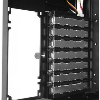 NZXT Panzerbox Midi Tower ohne Netzteil schwarz
