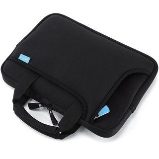 """Dicota SmartSkin Notebook-Tasche 10.2"""" (25,9cm) schwarz"""