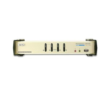 Aten CS-1784 KVM Switch 4-fach