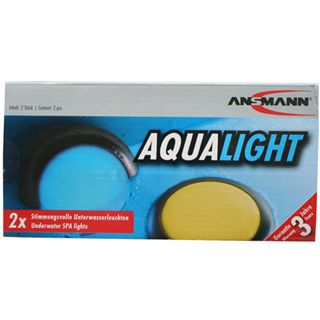 Ansmann Aqua Light, LED-Unterwasserleuchte