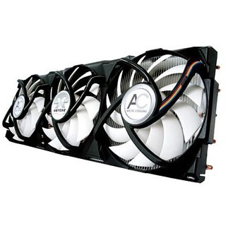 Arctic Cooling Accelero extreme 4870X2