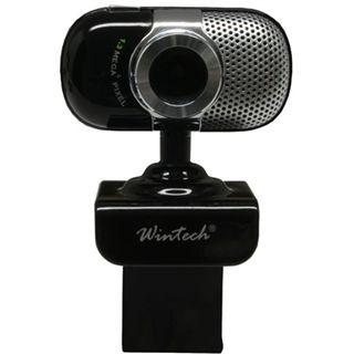 Wintech Web Kamera WBC-25 1.3 MPixel 640x480 Schwarz USB 2.0