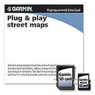 Garmin City Navigator NT Europa 2012 Datenkarte microSD/SD