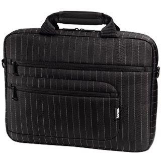 Hama Notebook-Tasche Las Vegas Schwarz bis 15,4