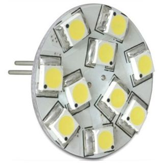 Delock Lighting 10x SMD mit Pins hinten Warmweiß G4 A