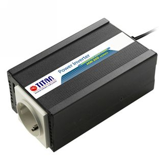 Titan Universal KFZ-Netzteil 12V auf 200W
