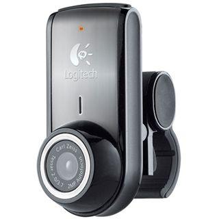 Logitech Web Kamera C905 2.0 MPixel 1600x1200 Schwarz USB 2.0