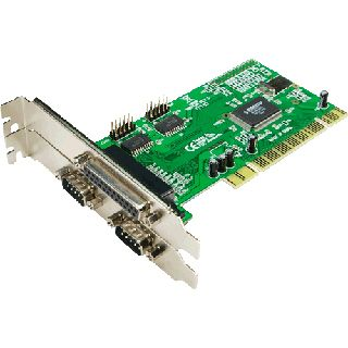 LogiLink PC0018 3 Port PCI retail