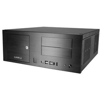 ATX Lian Li Muse PC-C34FB Desktop Gehäuse o.NT Schwarz