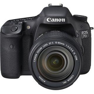 Canon EOS 7D Body (ohne Objektiv)