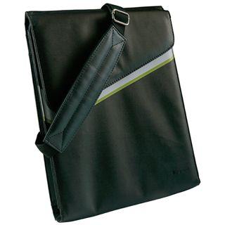 Zignum Laptop Tasche schwarz bis 12
