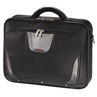 """Hama Notebook-Tasche Jersey 17.3"""" (43,9cm) schwarz"""