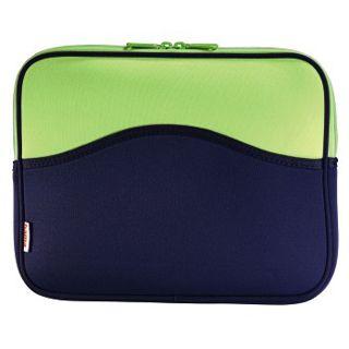"""Hama Notebook-Cover Memory 13.3"""" (34cm) blau/grün"""