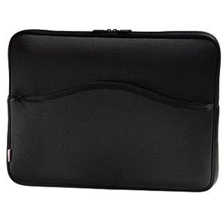 """Hama Notebook-Cover Comfort 19"""" (49cm) schwarz"""