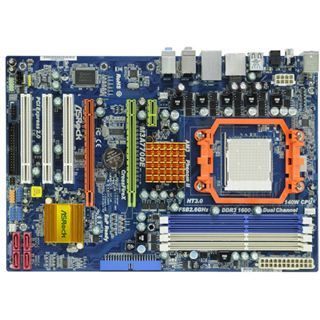 ASRock M3A770DE AMD 770 So.AM3 Dual Channel DDR3 ATX Retail