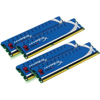 8GB Kingston HyperX DDR3-1333 DIMM CL7 Quad Kit