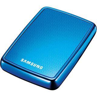 """HD2E 500GB Samsung S2 Portable 2.5"""" (6.35cm) Ocean Blau USB2.0"""