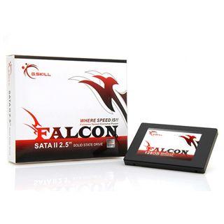 """128GB G.Skill Falcon Series FM-25S2S-128GBF1 2,5"""" (6,4cm) SATA II"""