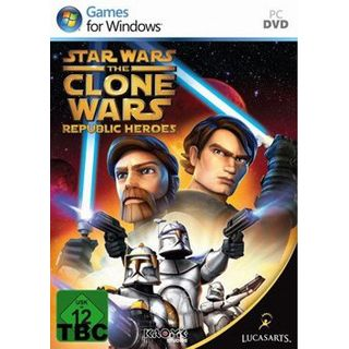 Star Wars - The Clone Wars - Republic Heroes (PC)