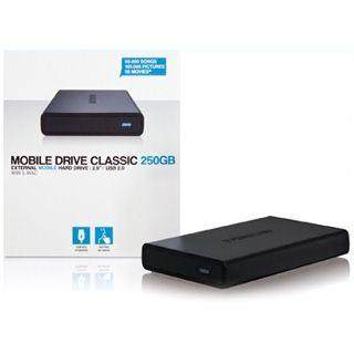 "250GB Freecom Mobile Drive Classic II 2.5"" (6.35cm) Schwarz USB2.0"