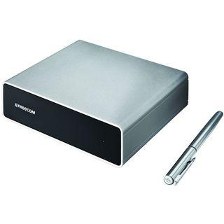 "1500GB Freecom Hard Drive Quattro 3.5"" (8.89cm) Schwarz/Silber USB2.0"