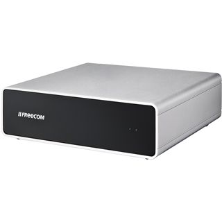 500GB Freecom HardDrive Secure USB 2.0/RFID aluminium