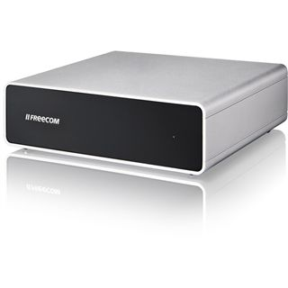 1000GB Freecom Network Media Center LAN