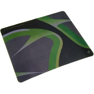 Mionix Alioth 400 400 mm x 335 mm schwarz/grün