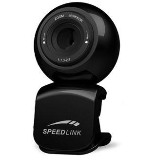 Speedlink Web Kamera SL-6841-SBK Magnetic 1.3 MPixel 640x480 Schwarz