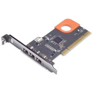 LaCie Firewire 400 PCI Karte design by Sismo