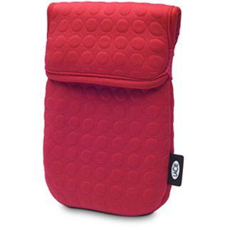 LaCie Coat 3.5 red