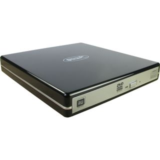 "5,25"" (13,33cm) Inter-Tech SinanPower ODE-525 SATA USB Schwarz"