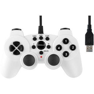 Speedlink SL-6535-SWT Strike2 Gaming Pad weiß