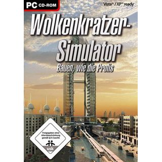 Wolkenkratzer Simulator CD-Rom (PC)