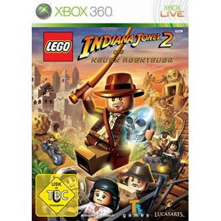 Lego Indiana Jones 2 (XBox360)
