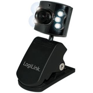 LogiLink UA0072 Webcam USB