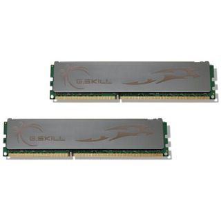 4GB G.Skill ECO DDR3L-1600 DIMM CL8 Dual Kit