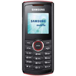 Samsung E2120 candy-red
