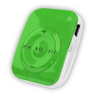 2GB Teac MP-60 MP3 Player grün