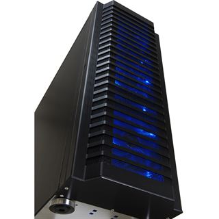 ATX Big Lian Li PC-P80 schwarz gedämmt (ohne Netzteil)