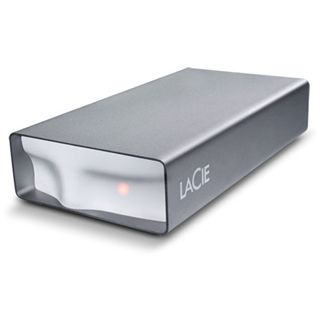 "1000GB LaCie Grand Hard Disk 301897EK 3.5"" (8.9cm) USB 2.0 schwarz/alu"