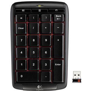 Logitech N305 Wireless Keypad für PC (920-001767)