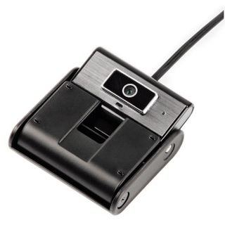 Hama Web Kamera 53925 CM-3010 AF 3 MPixel 2048x1536 Schwarz/Grau USB 2.0