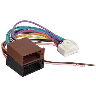 Hama Kfz-Adapter für Alpine auf ISO (16 polig)