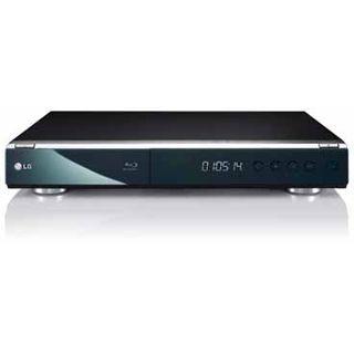 LG BD390 schwarz (Blu-ray)