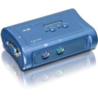 Trendnet TK-205K 2-fach Kabel KVM-Switch