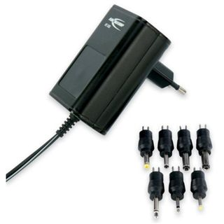 Ansmann APS 1000 Steckernetztei l3-12VDC, max. 1000mA