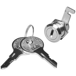 Lian Li 2 Schlüssel mit Ersatzschloss für Lian Li Gehäuse (KEY-01)