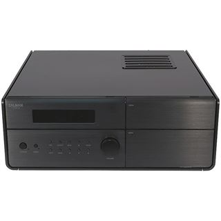 ATX Zalman HD503 Desktop Gehäuse o.NT Schwarz