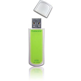 4 GB Transcend JetFlash V60 gruen USB 2.0